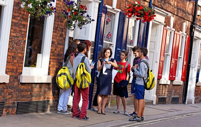 Студенческие апартаменты в Великобритании