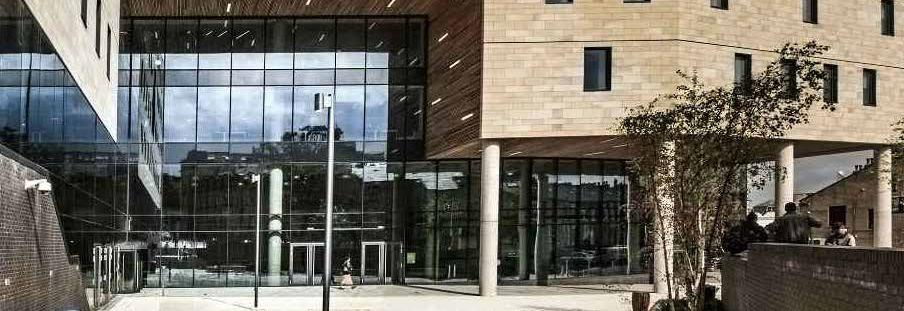 Новый студенческий комплекс Scholar's Village в городе Бредфорд 1