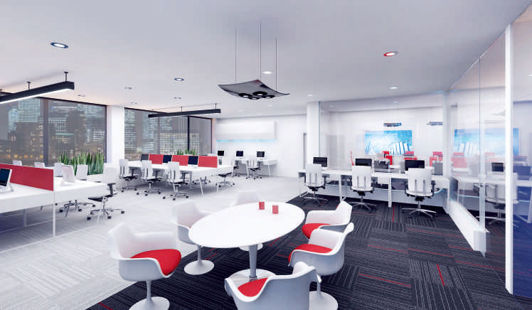 Regent 88 - современный бизнес-центр Лондона 5
