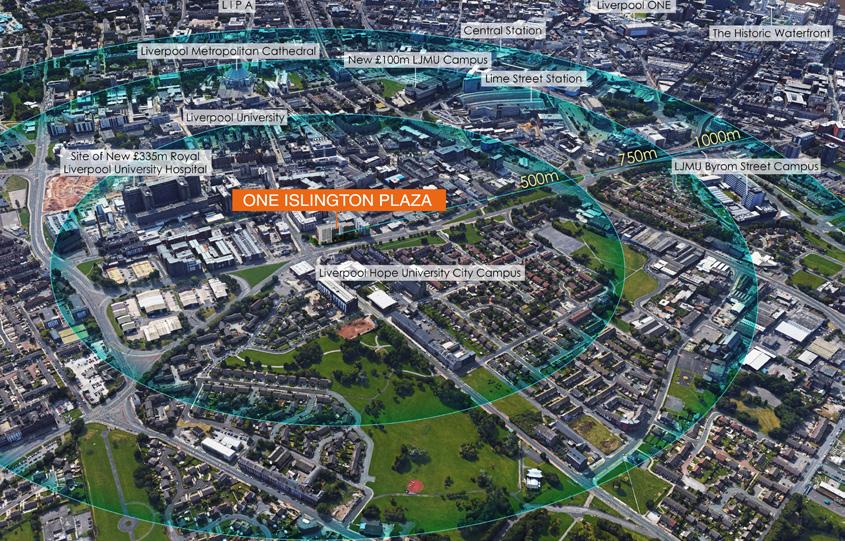 Современная студенческая недвижимость в квартале знаний Ливерпуля 5