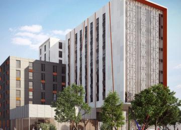 Современная студенческая недвижимость в квартале знаний Ливерпуля 7