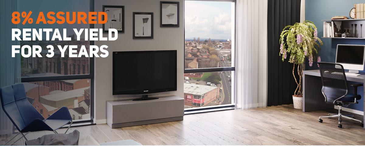 Современная студенческая недвижимость в квартале знаний Ливерпуля